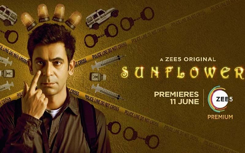 Sunflower Teaser: Sunil Grover As Sonu Will Leave You Impressed, Series To Release On 11th June on Zee 5