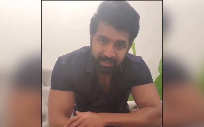 Arun Vijay Stuns Fans With His Unique Look For A Concept Photoshoot