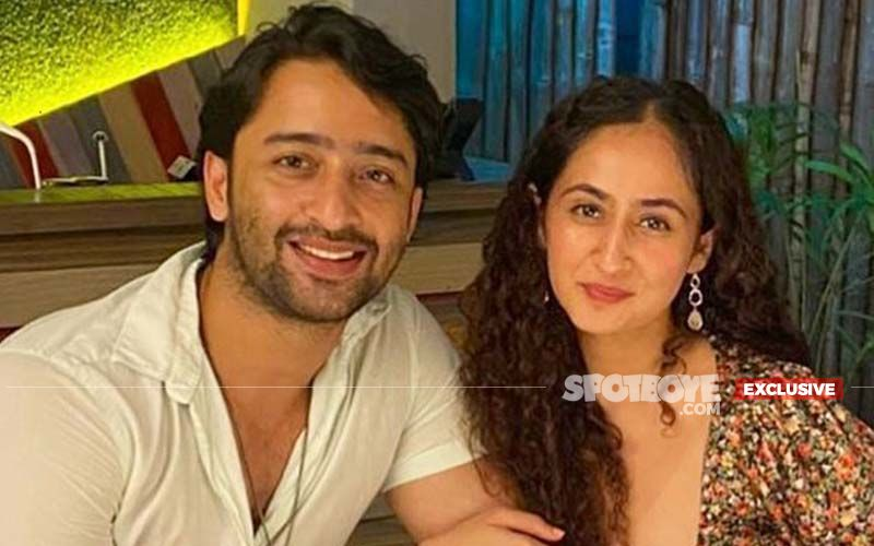 Shaheer Sheikh On Cancelling His Wedding Reception Owing To The Pandemic: 'It Is An Example For Other People'- EXCLUSIVE