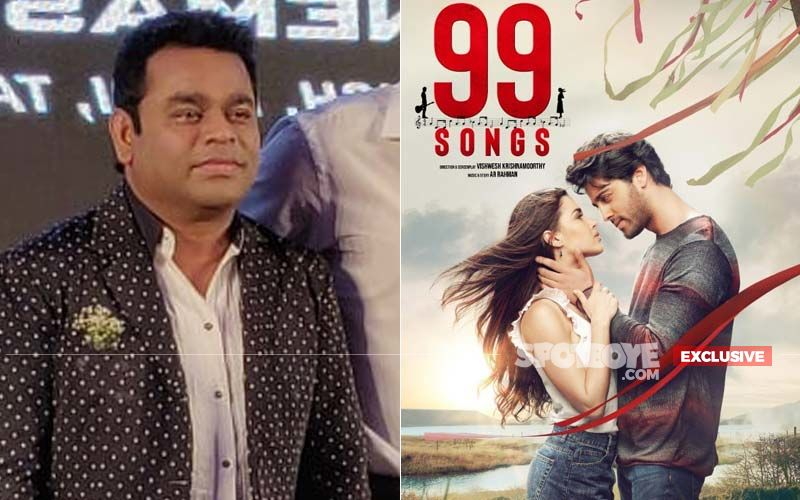 AR Rahman On 99 Songs Streaming On Jio Cinema, 'It Is Our Labor Of Love And Creative Adventure.' - EXCLUSIVE