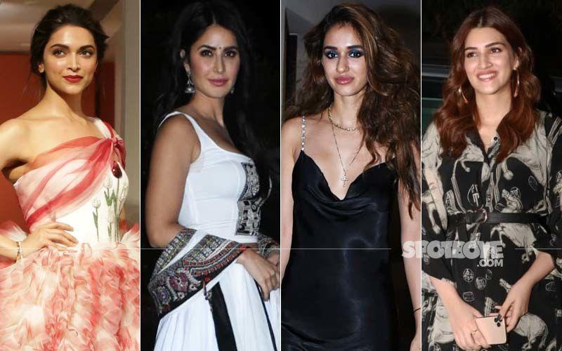 Deepika Padukone, Katrina Kaif, Disha Patani and Kriti Sanon: It's Time For Some 'Action' For These Actresses