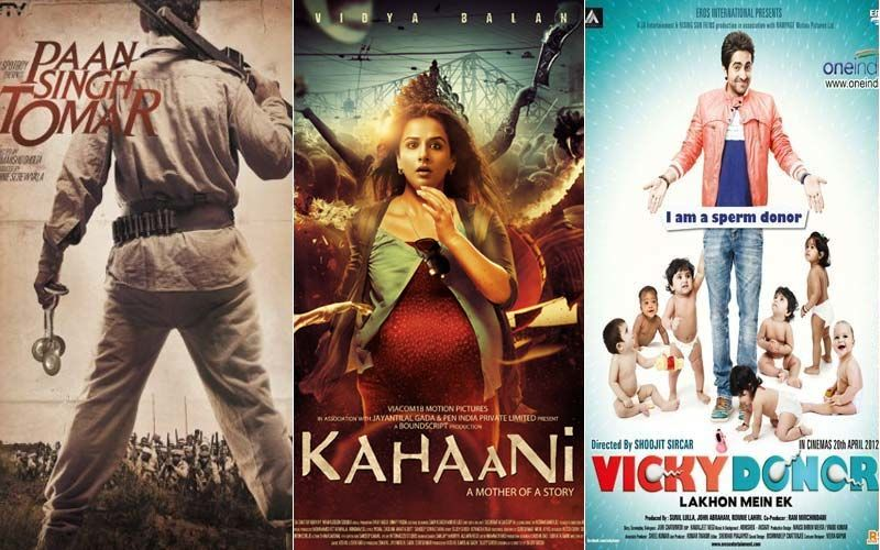 Paan Singh Tomar, Kahaani And Vicky Donor; 3 Films Starring Power-Puff Actors To Watch During The Lockdown- PART 24