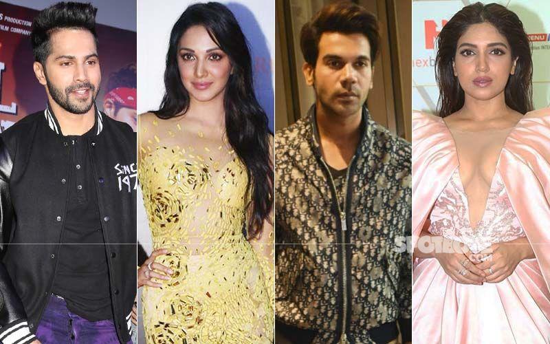 Varun Dhawan-Kiara Advani, Rajkummar Rao-Bhumi Pednekar and Aditya Roy Kapur-Sanjana Sanghi: 6 Fresh On-Screen Pairs To Watch Out For