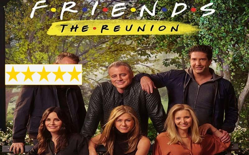 Friends- The Reunion Review: I Cried, Laughed And Smiled Endlessly; Feel The Chills With Jennifer Aniston, David Schwimmer, Courteney Cox, Matthew Perry, Lisa Kudrow, Matt LeBlanc