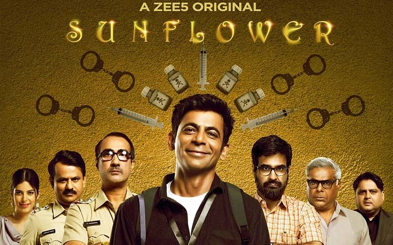 SUNFLOWER TRAILER: Sunil Grover Ashish Vidyarthi Mukul Chadda Murder Mystery Series Promise To Take You On A Roller-Coaster Ride