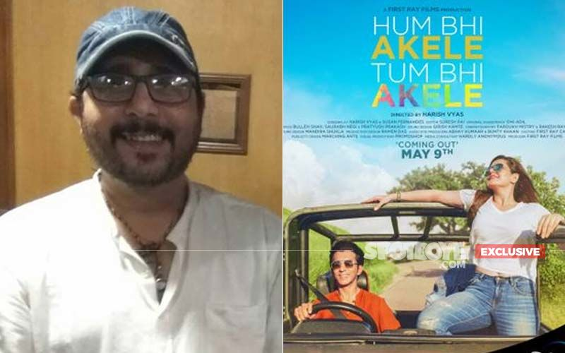 Hum Bhi Akele Tum Bhi Akele Diretor Harish Vyas: 'Producers Would Say That It Is A Very Nice And Unique Concept But Then Would Go Silent'-EXCLUSIVE