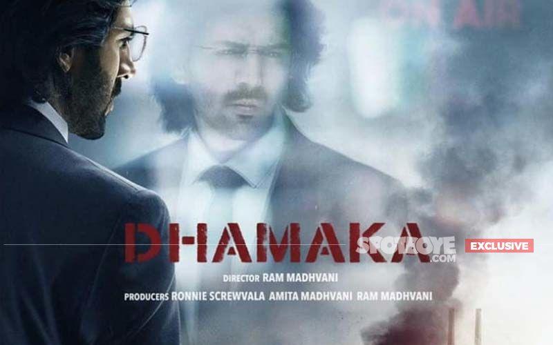 Dhamaka: Kartik Aaryan Starrer To Be Netflix's Biggest Indian Release This Year- EXCLUSIVE