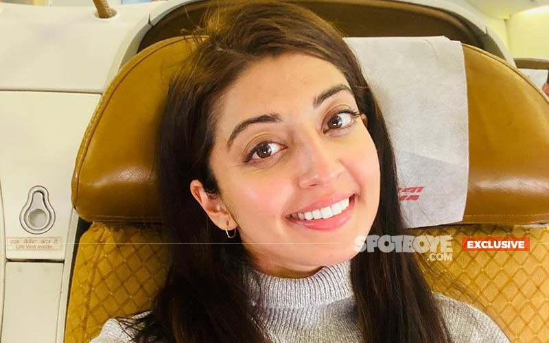 Pranitha Subhash On Entering Hindi Films: 'The First Few People To Recognise Me There Were Waiters, Autorickshaw Drivers And Concierge At The Hotels'-EXCLUSIVE