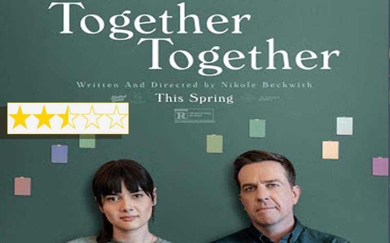 Together Together Review: Ed Helms, Patti Harrison And Tig Notaro Starrer Is Another Smack At Surrogacy