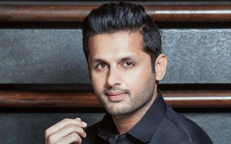 Actor Nithiin Shares His Childhood Picture With His Mother And The Cuteness Is Melting Our Hearts