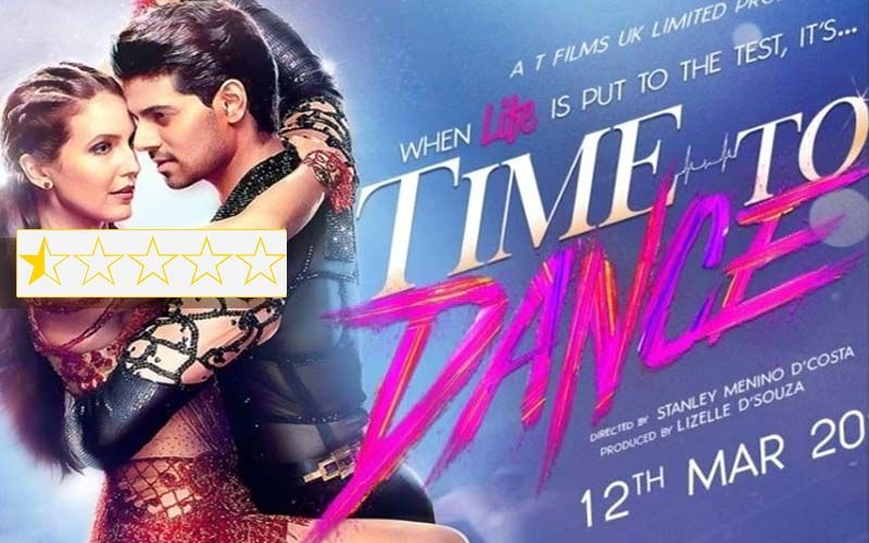 Time To Dance Review: Sooraj Pancholi And Isabelle Kaif's Dance Drama Is Nothing But Two Left Feet!