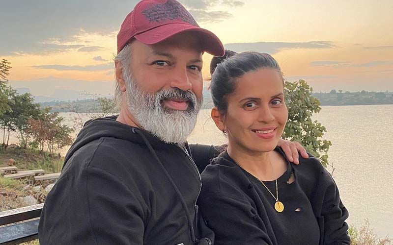 Bijay Anand's Romantic Post For Wife Sonali Khare Is Giving Fans Major Couple Goals