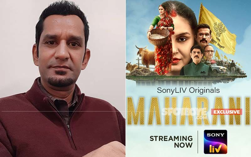 'Huma Qureshi's Maharani Is Not Based On A Real Person', Says Actor Sushil Pandey- EXCLUSIVE