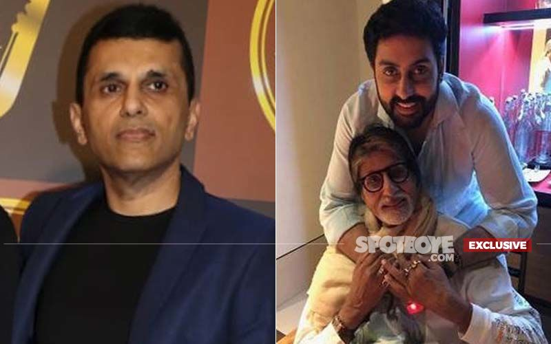 The Big Bull And Chehre Producer Anand Pandit Reveals The Similarity Between Amitabh Bachchan And Abhishek Bachchan-EXCLUSIVE