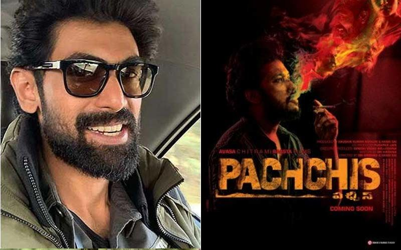 Rana Daggubatti Announces The Official Teaser Release Of Pachchis Releasing On Prime Videos