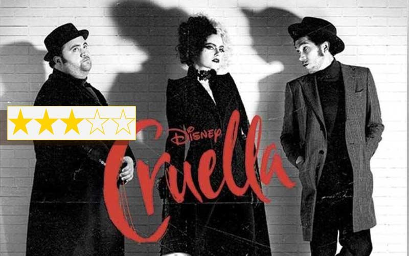 Cruella Review: Starring  Emma Stone The Latest Disney Offering Is An Enjoyable Kitsch