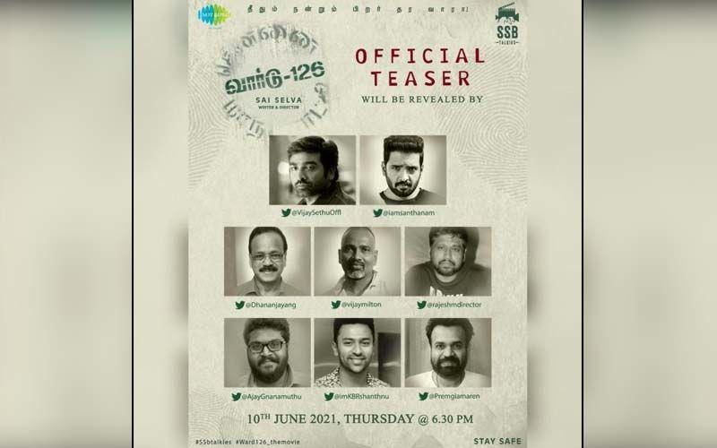 Ward 126: Vijay Sethupati Proudly Shares The Teaser Of Upcoming Tamil Movie