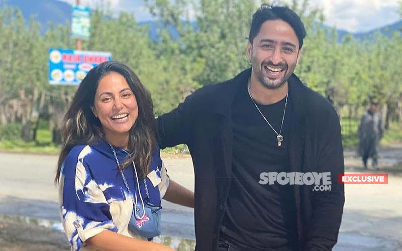 Shaheer Sheikh On Working With Hina Khan In Music Video 'Baarish Ban Jaana': 'From The Very First Day And Very First Shot Hina Made It Very Easy For Me'- EXCLUSIVE