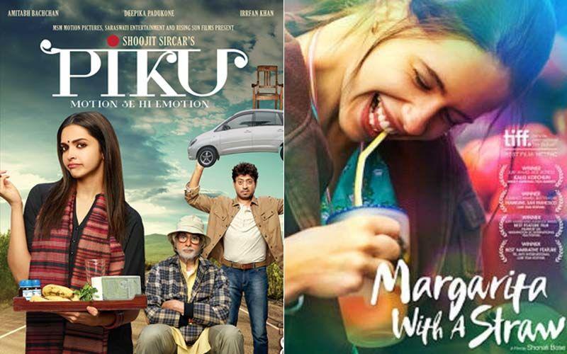 Deepika Padukone-Irrfan Khan-Amitabh Bachchan Starrer Piku And Kalki Koechlin Margarita With A Straw: 2 Films With A Strong Message That You Should Watch- PART 41