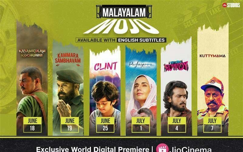 Kayamkulam Kochunni To Kuttymama 6 Exciting Malayalam Titles To Stream On Jio Cinema From THIS Date