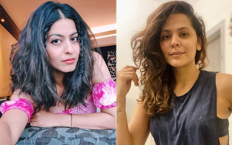 Abhidnya Bhave Becomes The Cheerleader For Bestie Anuja Sathe