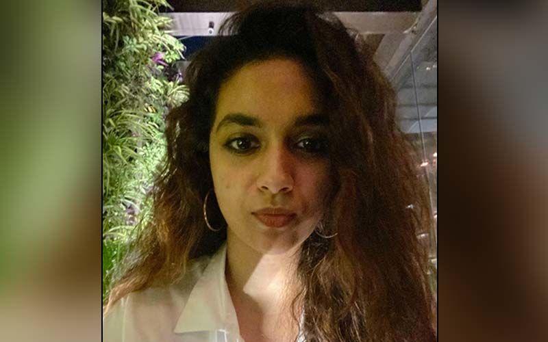 Rang De Fame Keerthy Suresh Shares A Stunning Shot From Her Shoot Diaries