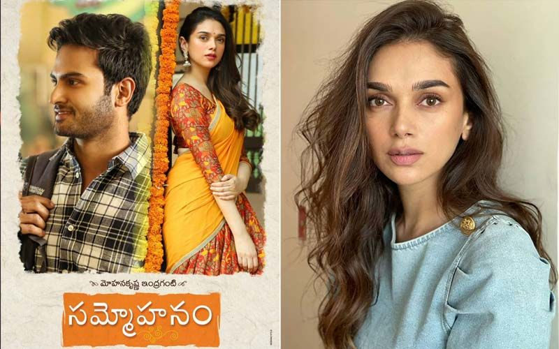 3 years of Sammohanam: Aditi Rao Hydari Gets Nostalgic About Her First Telugu Film With Sudheer Babu, Says, 'Firsts Are Always Special'