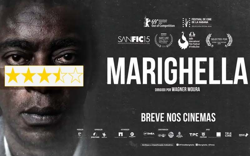 Marighella Review: This Portuguese Film Is Brutally And Disturbingly Entertaining
