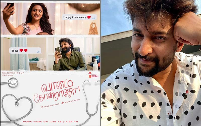 Nani's Daare Leda Music Video, Featuring Satya Dev And Roopa, To Be Out On June 18th