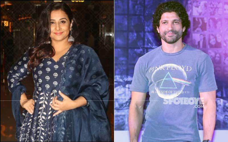 Main Sherni: Actor Farhan Akhtar, Jasmin Bhasin, Krystle Dsouza, And Other Bollywood Celebrities Praise Vidya Balan's New Music Video