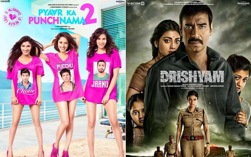 Kartik Aaryan's Pyaar Ka Punchnama 2 And Ajay Devgn-Tabu Starrer Drishyam: 2 Completely Opposite Films That Can Keep You Hooked- PART 44