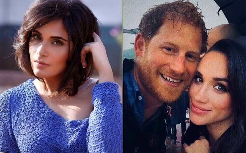 Richa Chadha Comes Out In Support Of People's Vaccine Campaign After Prince Harry And Meghan Markle