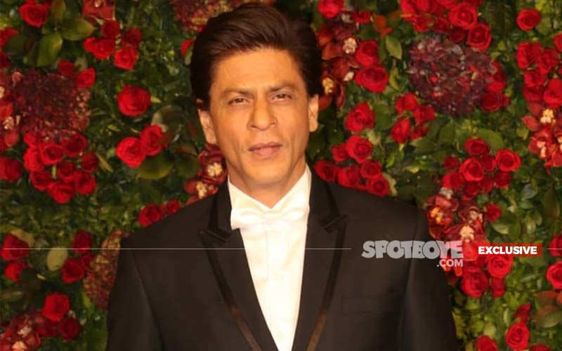 The Story Behind Shah Rukh Khan's 2017 Portrait From Dabboo Ratnani's Calendar-EXCLUSIVE