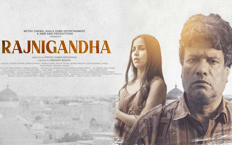 Rajnigandha Poster Out: Abhishek Saxena's Crime Drama feature Starring Rajesh Sharma, Veebha Anand Set To Release on June 21