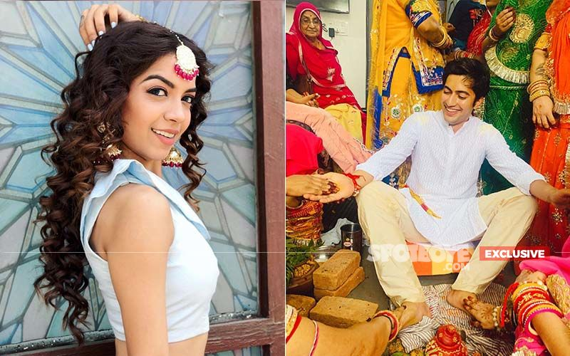 Akshay Kharodia's On-Screen Wife Simran Budharup Reveals, 'I Am Not Attending His Marriage, I Know How Excited He Is'- EXCLUSIVE
