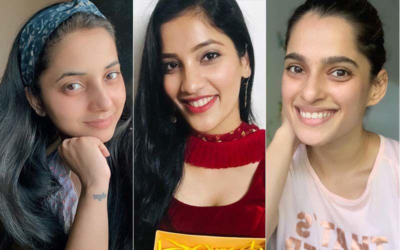 It's So Blue! Marathi Divas Sayali Sanjeev, Pranali Bhalerao, And Priya Bapat Ace Fashion Game In Different Shades Of Blue