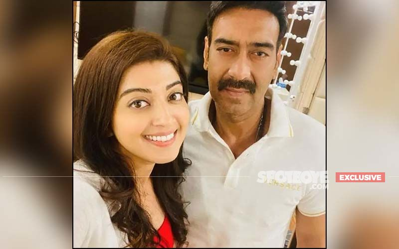 Bhuj: The Pride Of India Actress Pranitha Subhash Says, 'My Dream Is To Do A Comedy Film With Ajay Devgn Sir'-EXCLUSIVE