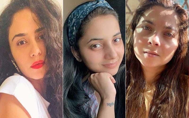International Yoga Day 2021: Amruta Khanvilkar, Sayali Sanjeev, Sonalee Kulkarni And Others Strike Asana Poses Today
