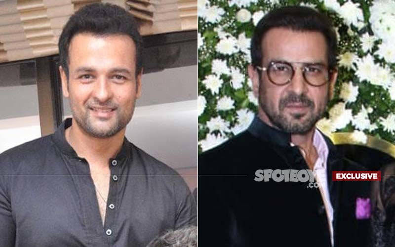Rohit Roy To Reunite With Brother Ronit Roy For A Web Show; Deets Inside-EXCLUSIVE