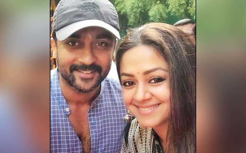 Kollywood Superstar Couple Suriya And Jyothika Complete Their Vaccination Against Covid 19