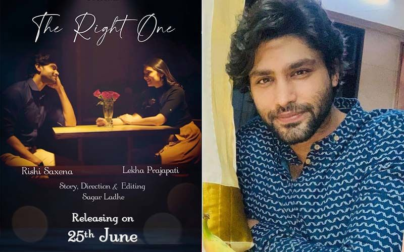 The Right One: Rishi Saxena Starrer Film To Release Soon On MX Player
