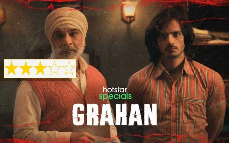 Grahan Review: An Emotional And Engaging Tale Of Love, Riot, Greed With A Few Imperfections