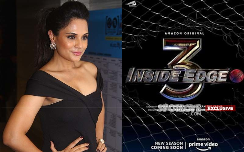 Richa Chadha On The Reshoot Rumours Of Inside Edge 3: Why Pay Attention To It When I Am On The Set Working On It?- EXCLUSIVE