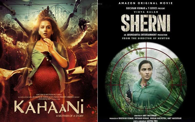 From Vidya Vincent In Sherni To Vidya Bagchi In Kahaani; 4 Times Vidya Balan Played Her Namesake And Added A Different Dimension To It