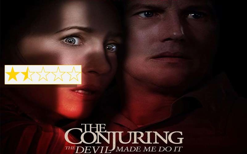 The Conjuring: The Devil Made Me Do It Review: Patrick Wilson And Vera Farmiga Starrer Conjures Giggly Frights