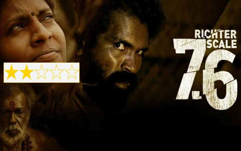 Richter Scale 7.6 Review: Starring Murugan Martin And Ashok Kumar Peringode The Film Is A Dreary Pretentious Father-Son Story