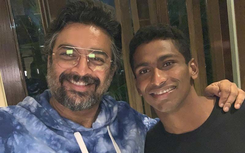 Actor Mohanlal And R Madhavan Congratulate Sajan Prakash On Qualifying For 2021 Olympics