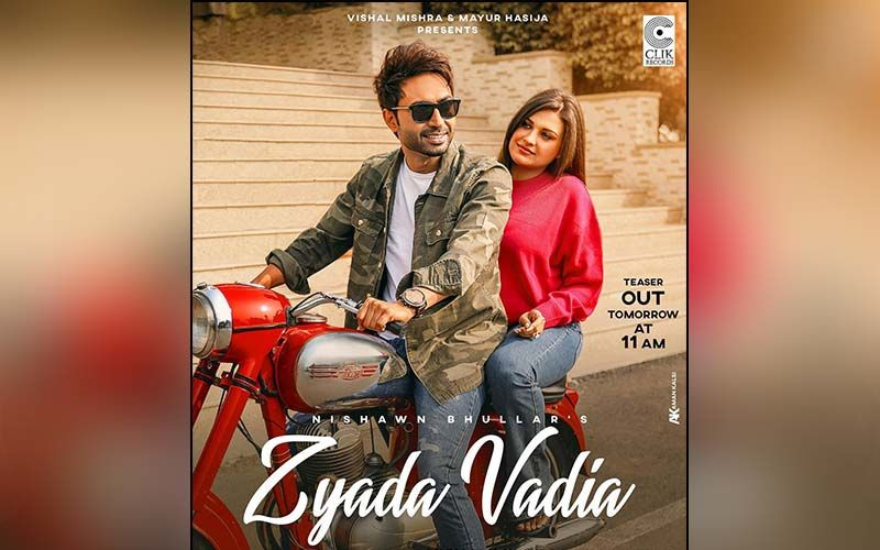 Zyada Vadia: Teaser Of Nishawn Bhullar And Himanshi Khurana's Upcoming Melody Spreads Love In The Air