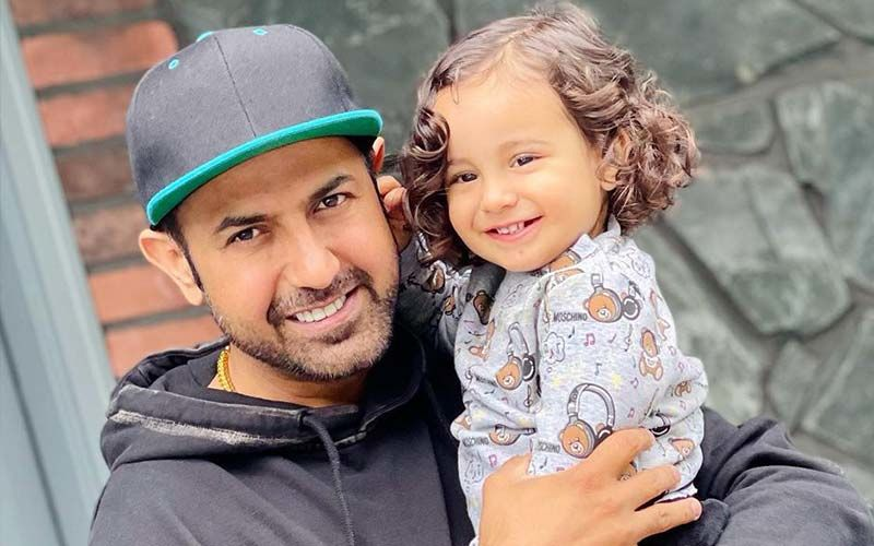Gippy Grewal's Son Gurbaaz's Boss Baby Avatar Is The Cutest Thing You Will See On The Internet