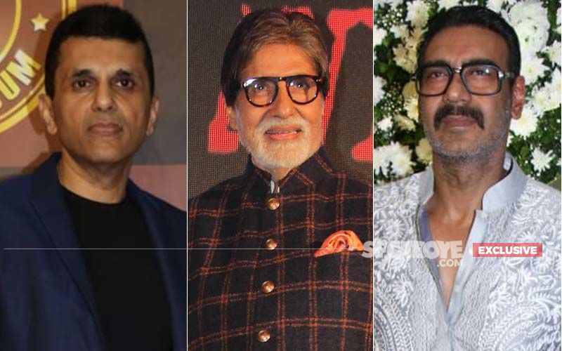 Producer Anand Pandit Shares An Update On His Covid Relief Work With Amitabh Bachchan and Ajay Devgn-EXCLUSIVE